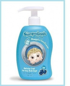Shampooheads Busy Bob 2 in 1 Kids Shampoo & Conditioner for Children - 300ml