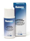 humana shampoo anti tears 250 ml