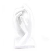 """Statuette """"La Cathédrale De Rodin""""white."""