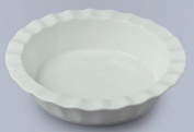 W.M Bartleet & Sons NEW 2014 Small Deep Crinkle Pie Dish (17 x 5cm) FREE UK POSTAGE