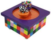 Trousselier Musical Wooden Box - Elmer The Elephant