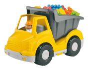 Ecoiffier Dump Truck and Brick Set