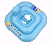 BLUE SQUARE Baby Infant Inflatable Swimming Seat Ring 0-12m