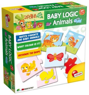 Carotina Baby Logic Animals