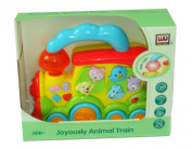 Baby Learning Electronics Musical Light-Up Train