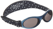 Baby Banz Navy Stars Adventure Oval Sunglasses