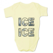 Bang Tidy Clothing Babies Ice Ice Baby Grow