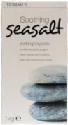 Tidmans 1 kg Soothing Sea Salt Bathing Cystals