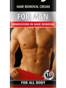 MAN Hair Removal Cream For Men For All Body 100ml
