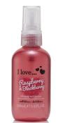 I Love... Raspberry & Blackberry Refreshing Body Spritzer 100ml