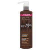 John Frieda Brilliant Brunette Colour Protecting Moisturising Conditioner 500ml