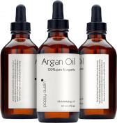 Pure Argan Oil for Hair and Skin by Poppy Austin®