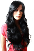 PRETTYSHOP Fashion Lady Natural Full WIG Curl Long Hair Heat-Resistant Like Real Human Hair