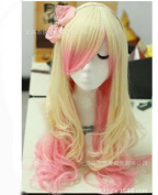 Women Ladies Sexy Long Curly Full Wig Fancy Dress Wigs Cosplay Party Costume