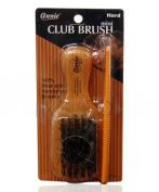 ANNIE MINI CLUB BRUSH 100% BOAR BRISTLES 2111