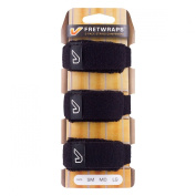 Gruv Gear FretWraps String Muters (3-Pack) Medium Black