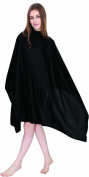Super Value Hairdressing Cutting Cape With hook and loop Neck Fastening, Grey