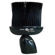 Head Jog Nouveau Neck Brush, Black Number 197