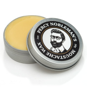 Percy Nobleman's Moustache Wax - 30g Tin