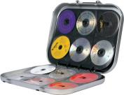180 CD/DVD PORTABLE CARRY STORAGE HARD CASE HOLDER BAG