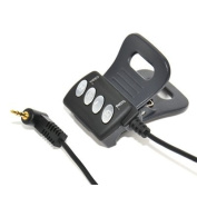 JJC Replacement Sony RM-VD1 Remote Control for all Sony Handycam Camcorders with LANC compatibility