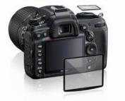 Maxsimafoto - Professional LCD Glass Screen Protector for Canon 5D4, 5D Mk IV, High Transparency, Anti-scrape, Anti Bump
