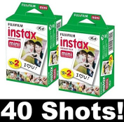 Fujifilm Instax Mini Film Bundle Pack