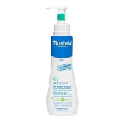 Mustela Cleansing Gel with Nutri-Protective Cold Cream 300ml
