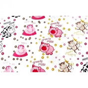 Baby Boys & Girls Animals Print No Mess Easy Clean Floor Mat