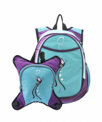 Obersee Innsbruck Nappy Bag Backpack with Detachable Cooler