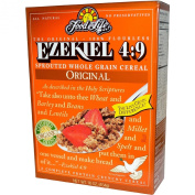 Ezekiel 4:9, Sprouted Whole Grain Cereal, Original, 470ml