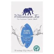 Williamson Earl Grey Tea Bags 50 per pack
