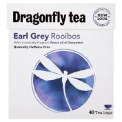 Dragonfly Rooibos Earl Grey Tea 40 per pack
