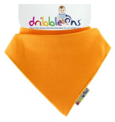 DribbleOns Bib - 0-24 Months, Orange