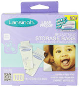 Lansinoh Breastmilk Storage Bags 100ct