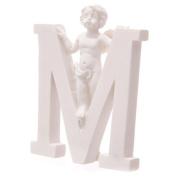 White Cherub Letters (Mum)