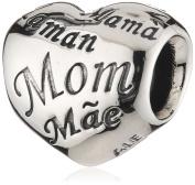 Pandora 791112 Silver Charm Mom