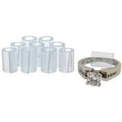 The Olivia Collection PVC Ring Snuggies Adjuster pack