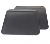 Baking Tray Twinpack - Endurance Non Stick 'Slide-Off' Baking Sheets by Lets Cook