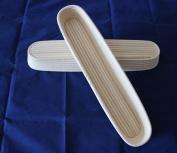 Masterproofing® Long Banneton Basket-- 44*9*5.5cm