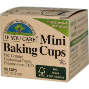 Mini Baking Cups-90 cups. 1 5/8in. (4.13cm) Each