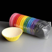 Mixed Colour Market High Quality Muffin Cupcake Cases