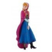 Anna from Frozen - Non-edible instant Cake Topper decoration