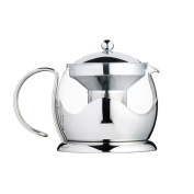 Kitchen Craft 900 ml Le'Xpress Glass Infuser Teapot