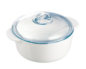Pyroflam Casserole with Lid, 1.0L