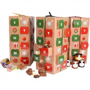 Advent Gift Boxes Make Your Own Advent Calendar Kit