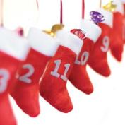 Tobar Christmas Stocking Advent Calendar