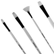 Daler Rowney Size 6 Graduate Filbert Brush