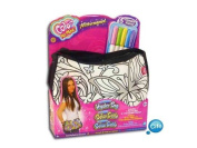 Colour Me Mine Generic Hipster Bag with Glitter