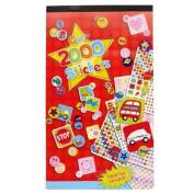 Kids Create STICKER BOOK {Over 2000 Stickers - Ideal for Rewards}